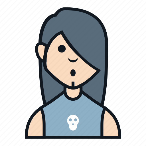 avatar, boy, character, male, man, metal, people icon