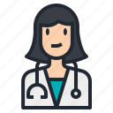 doctor, medical, people, surgeon, virus, woman