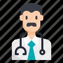 doctor, man, medical, people, surgeon, virus, avatar