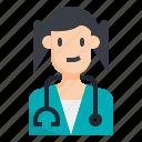 doctor, medical, people, surgeon, virus, avatar, woman