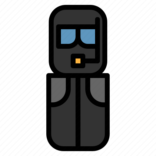 avatar, design, diver, people icon