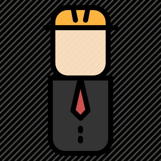 avatar, design, engineer, people icon