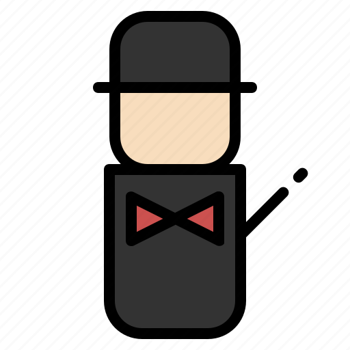 avatar, design, people, showman icon