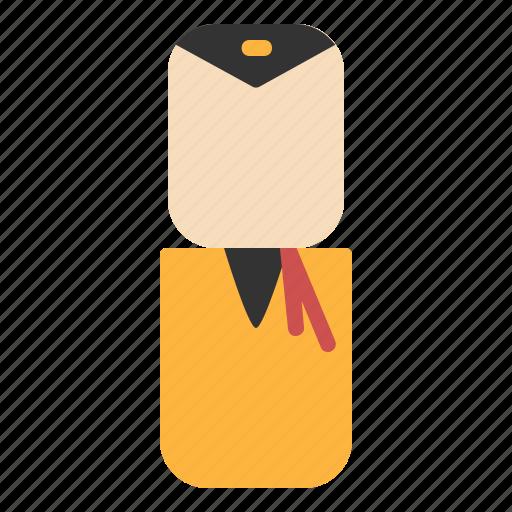 avatar, design, people, stewardess icon