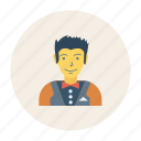 avatar, boy, gental, man, person, profile, user