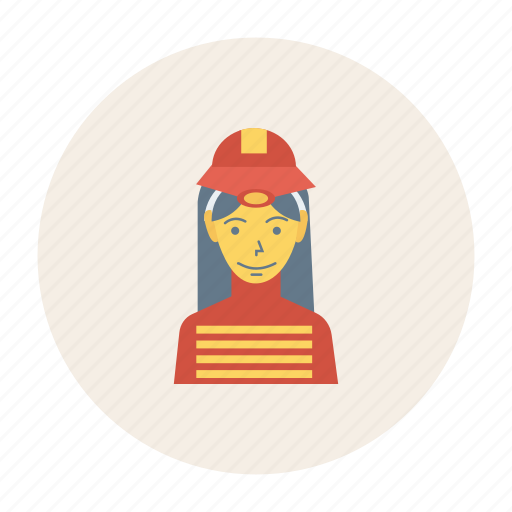 Avatar, female, person, profile, user, woman, worker icon - Download on Iconfinder