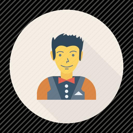 avatar, boy, gental, man, person, profile, user icon