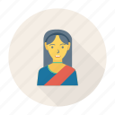 airhostess, avatar, female, hostess, person, profile, user icon