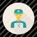 avatar, boy, macnick, person, profile, user, young icon