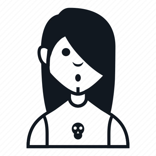 avatar, boy, character, man, metal, people, smile icon