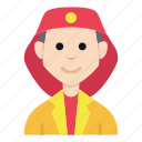 avatar, boy, character, fireman, man, people, smile icon