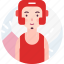 avatar, boxer, people, profession, sport
