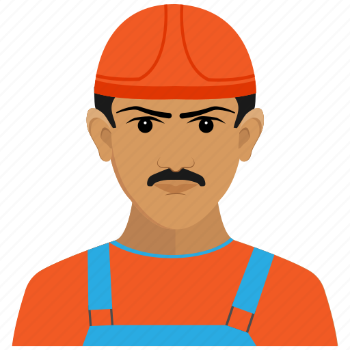 construction, constructor, worker icon