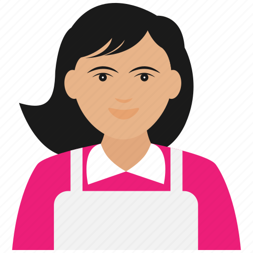 Avatar, house wife, user, users, wife, woman icon - Download on Iconfinder