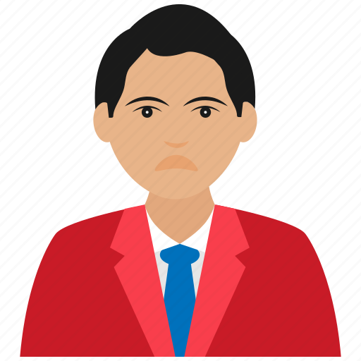 Business, businessman, male, man, user icon - Download on Iconfinder
