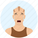 avatar, boy, expression, man, person, profile, user