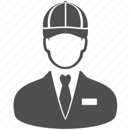 account, avatar, businessman, manager, person, profile, user icon