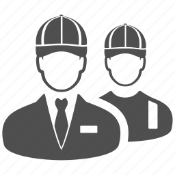 avatar, construction, group, man, manager, people, worker icon