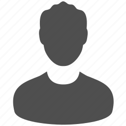account, avatar, man, people, personal, portrait, user icon
