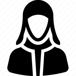 avatar, blonde, female, girl, woman icon