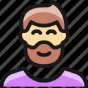 man, beard, people
