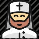 man, religion, christian