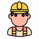 construction, construction worker, job, profession, worker