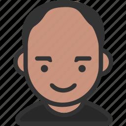 avatar, latino, male icon