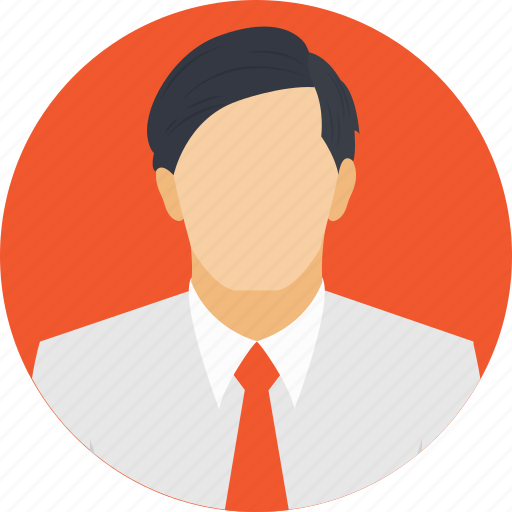bank assistant, banker, employee, job person, manager icon