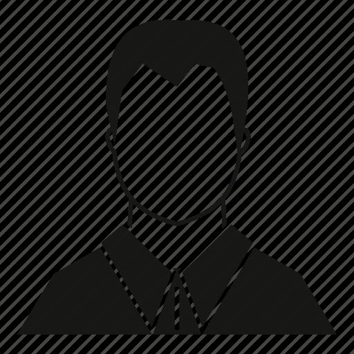 admin, face, login, man, profession, user, worker icon