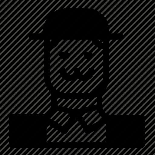 avatar, chaplin, charlie icon