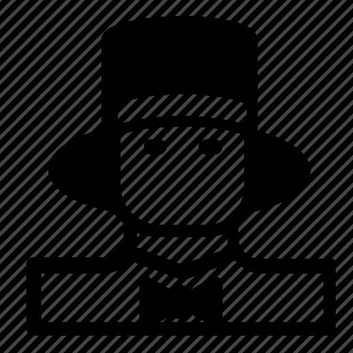 Avatar, hat, man icon - Download on Iconfinder on Iconfinder