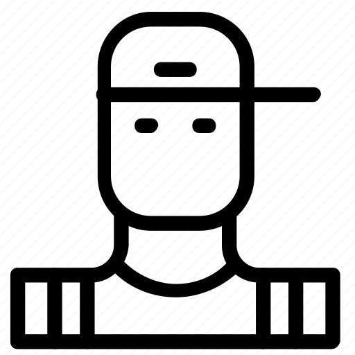 avatar, man, skater icon