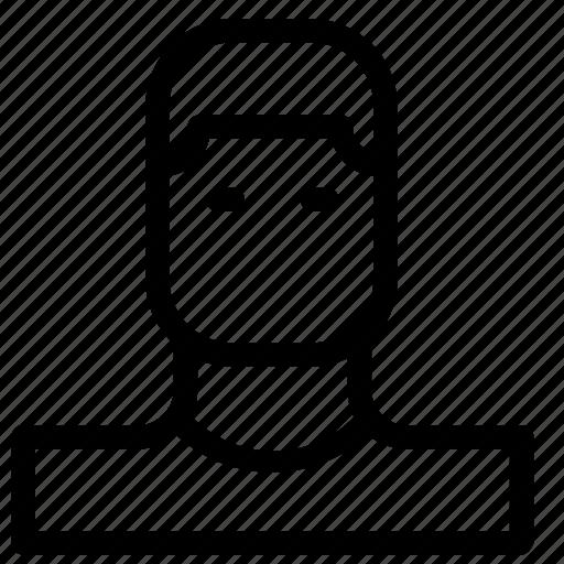 avatar, man icon