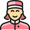 bellboy, professions, woman