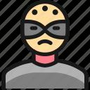 man, thief, crime