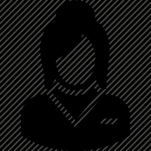 avatar, female, girl, teenager, teener icon