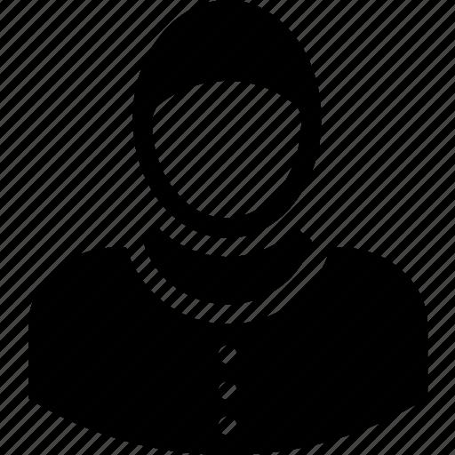 avatar, female, girl, lady, receptionist, woman icon