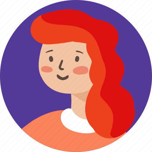 Avatar, girl, people, person, profile, user icon - Download on Iconfinder