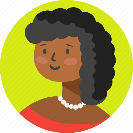 avatar, female, girl, people, person, user, wife icon