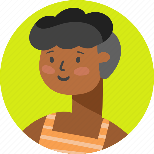 avatar, girl, maid, people, person, profile icon
