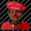 artist, avatar, human, male, portrait, profile, user