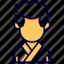 avatar, boy, karate, man, sport, sportsman
