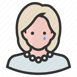 avatar, avatars, hillary clinton, woman icon