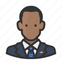 avatar, avatars, man, president obama icon