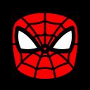 avengers, marvel, spiderman, superhero icon