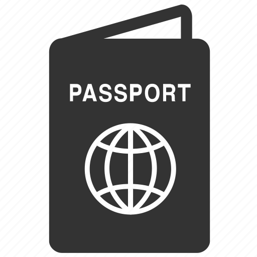id, passenger, passport, tourism, tourist, travel, traveller icon