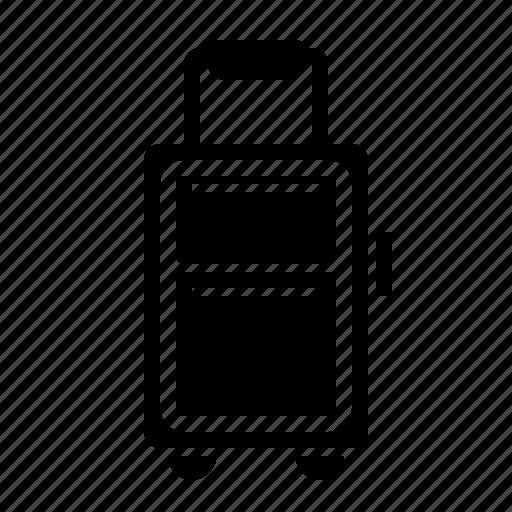 bag, baggage, carryon, luggage, travel icon