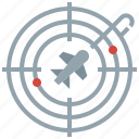 area, electronics, place, radar, technology