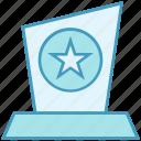 award, medal, prize, reward, win
